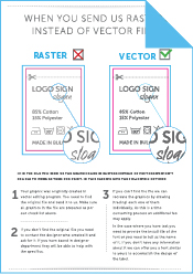 Vector files guide