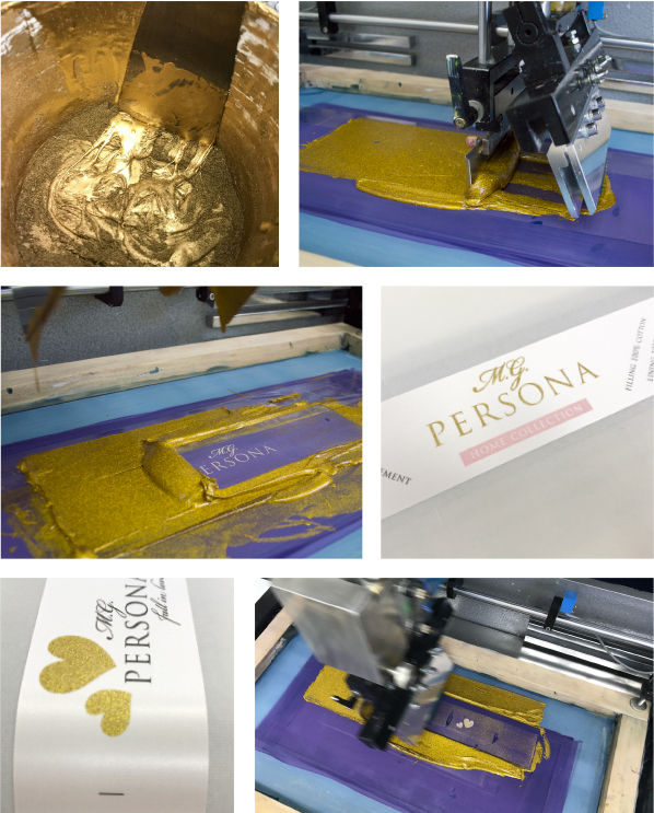 Screen Printing  The process & specs for printing custom labels