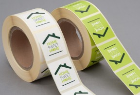 Paper Adhesive Labels