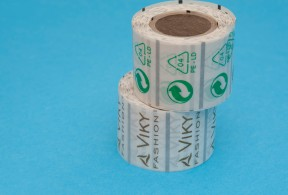 Polypropylene Labels
