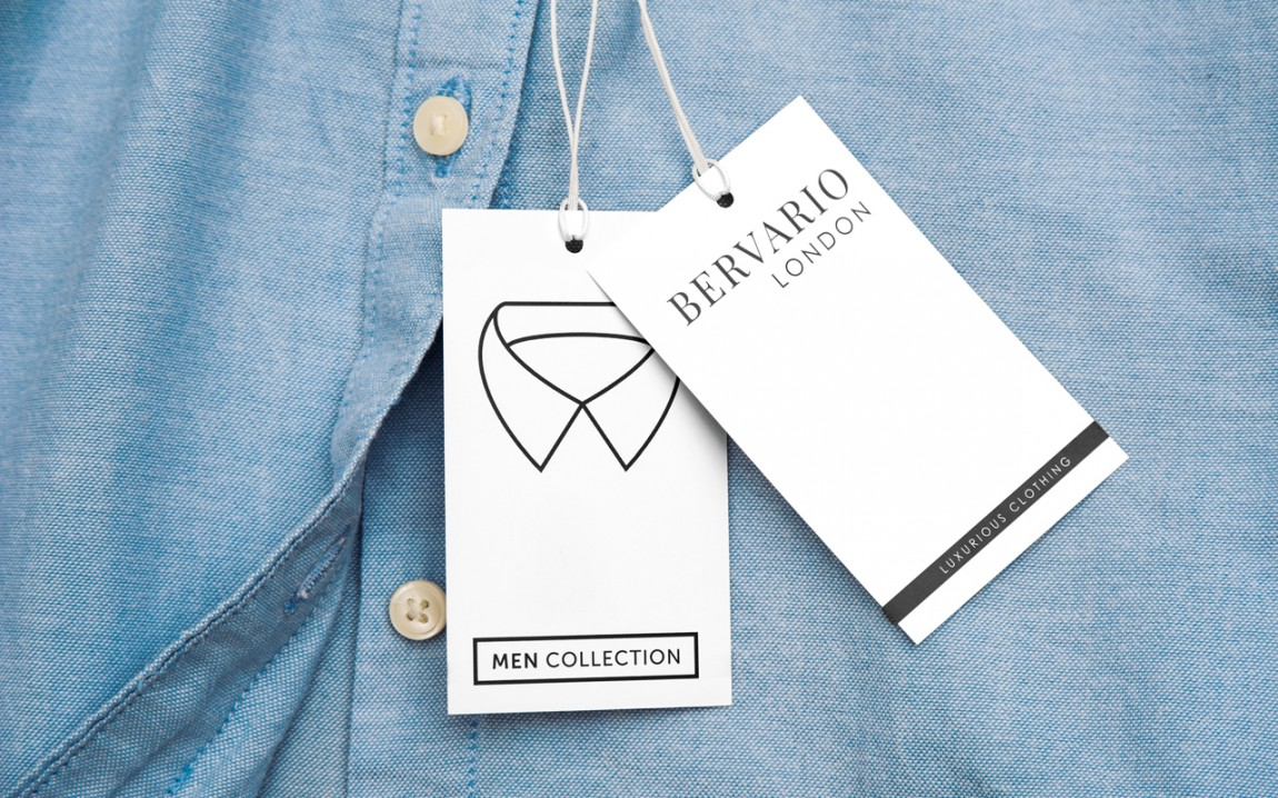 brand tag maker tag clothing company